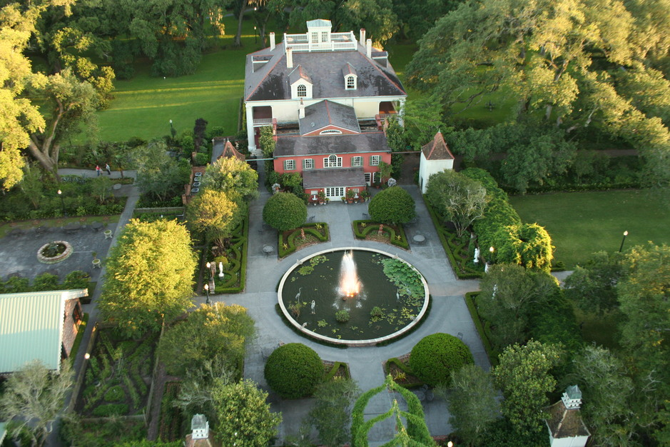 Reception Location in Darrow - Houmas House Plantation and Gardens