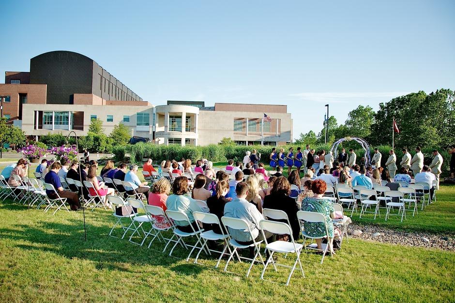 Best Wedding Reception Location In Norman