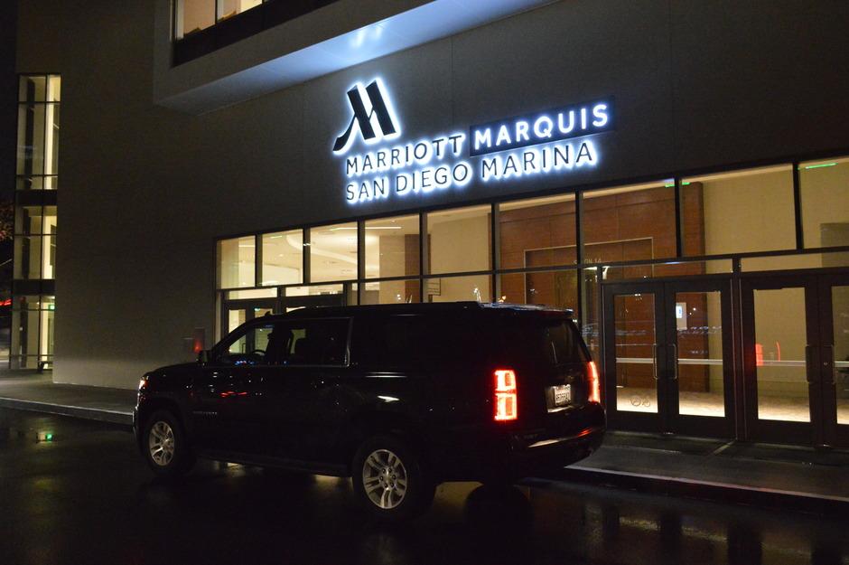 Transportation in San Diego - Finest Executive Transportation