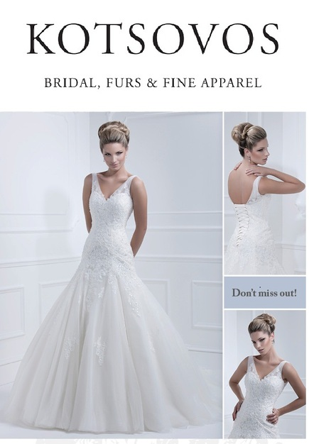 2616c4e762 Bridal by Kotsovos - Best Wedding Dress   Apparel in Cincinnati
