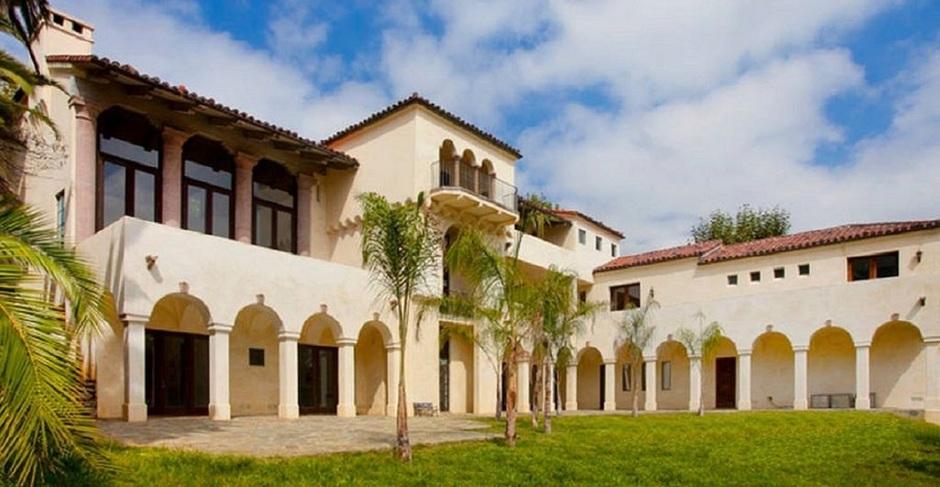 Reception Location in Pacific Palisades - Villa Tramonto