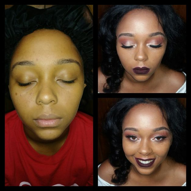 Make-up / Hair Stylists in Chesapeake - FacedbyKNicole