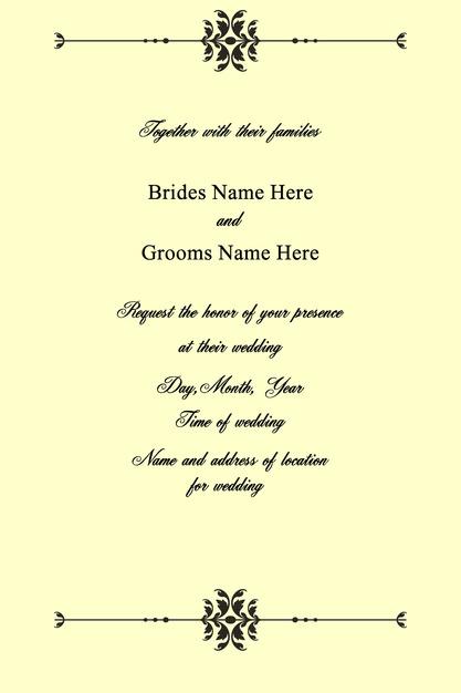 Custom Invites / Favors in Olivet - vanhaaren designs