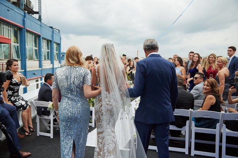 Reception Location in New York - Yacht Events LLC. By Steven Tanzman