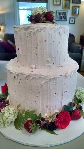 Cake in Highland Park - Em's Cakes and Confections