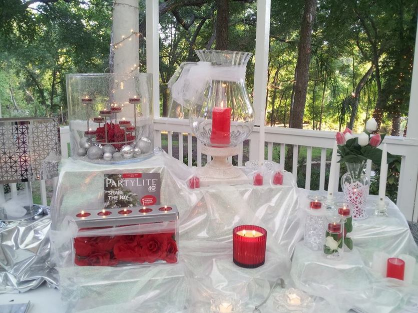 Partylite gifts best wedding custom invites favors in for Partylite dekoration