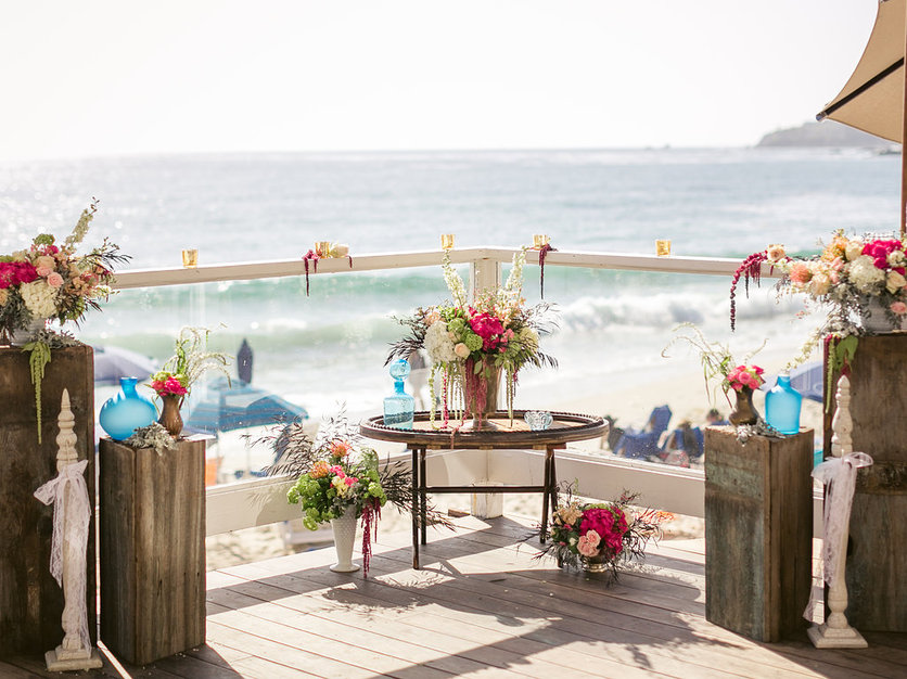 Best Wedding Reception Location In Laguna Beach