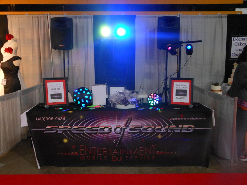 speed of sound entertainment best wedding dj in bowling
