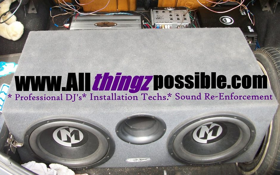 DJ in Modesto - All Thingz Possible Entertainment Support
