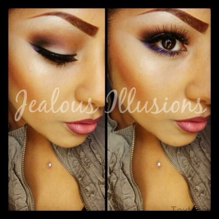 Jealous Illusions Best Wedding Hair Amp Makeup In West