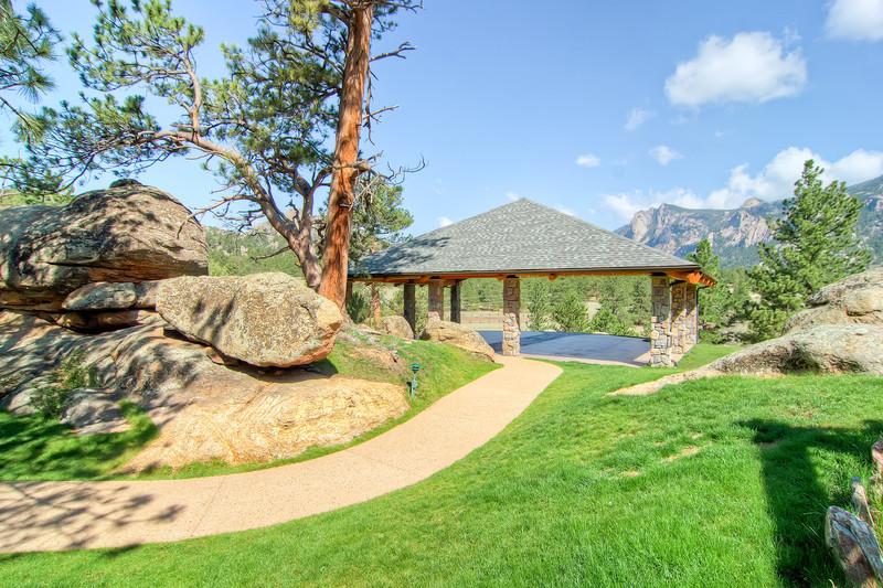Reception Location in Estes Park - Black Canyon Inn