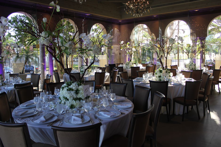 Coral Gables Country Club Best Wedding Reception Location In Miami
