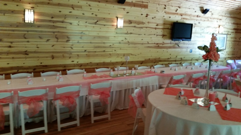 Reception Location in Clarkesville - Sautee Mountain Retreat