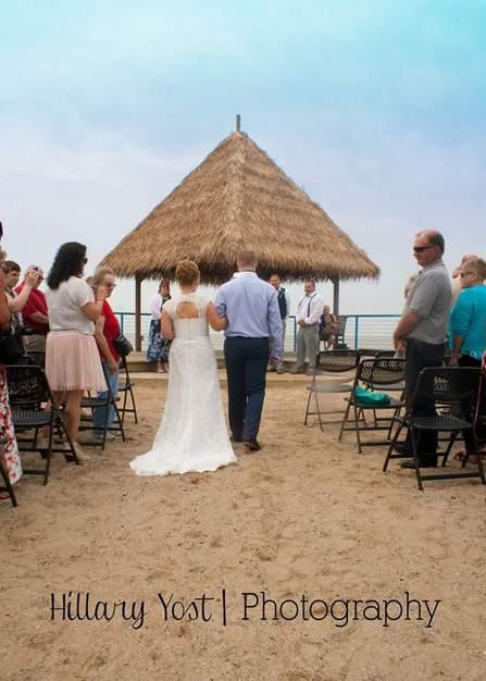 Docks Beach House Best Wedding Reception Location In Port Clinton