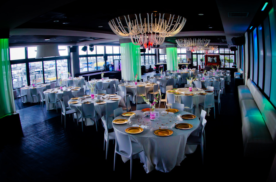 Briza On The Bay Best Wedding Reception Location In Miami