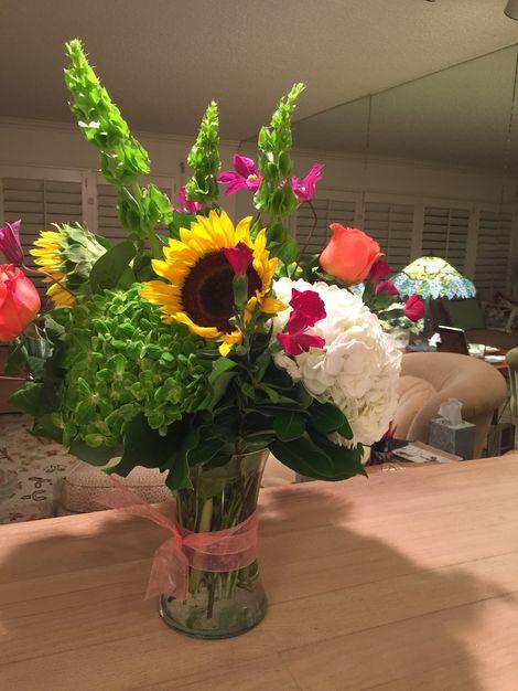 Florists in Hobe Sound - Hydrangea Flowers & Coffee