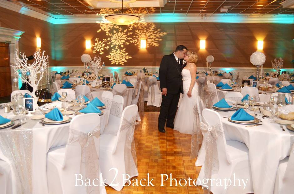 Reception Location in Fairhaven - Seaport Inn and Marina