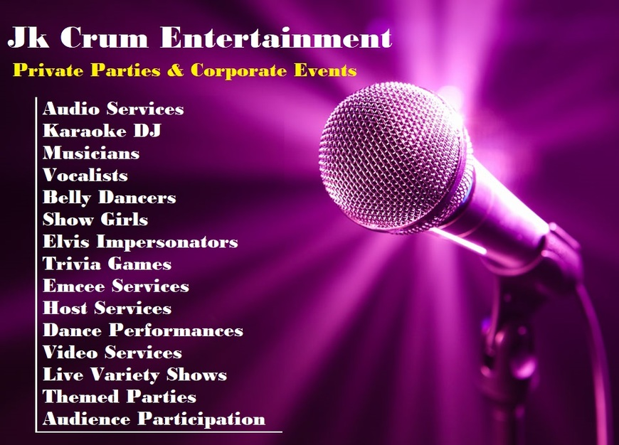 DJ in Pinellas Park - Jk Crum Entertainment LLC