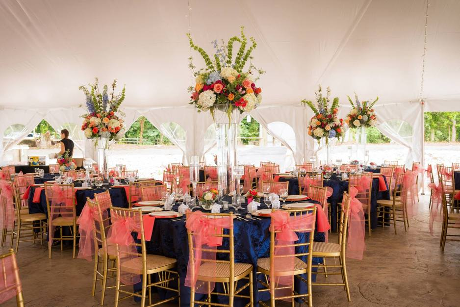 The Winery At Elk Manor Best Wedding Reception Location In North East