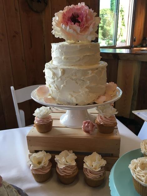 Cake in Snohomish - PNW Cupcakes