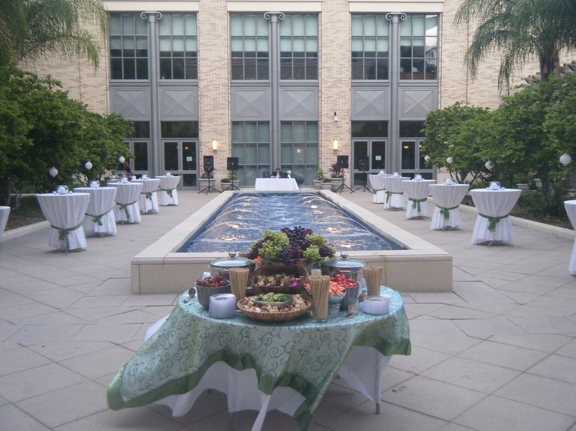 Reception Location in Jacksonville - Main Library & Conference Center