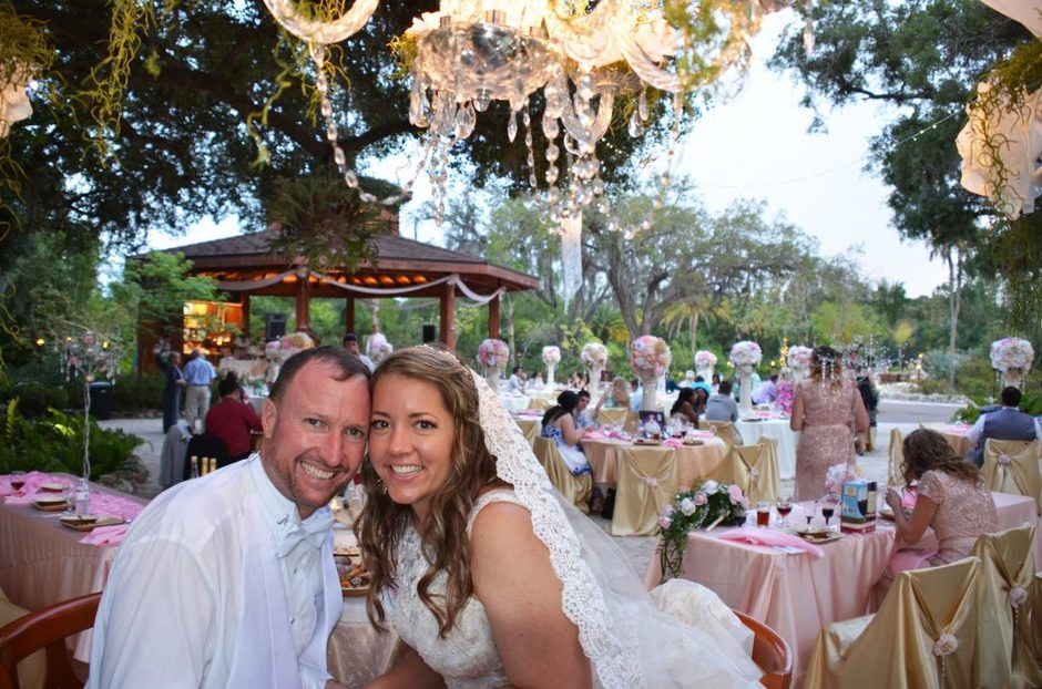 Outback Oasis Best Wedding Reception Location In Winter Haven