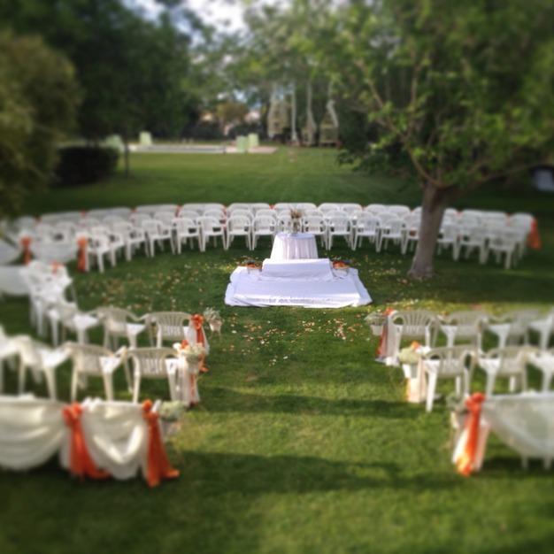 A Secret Garden Best Wedding Reception Location in Las Vegas
