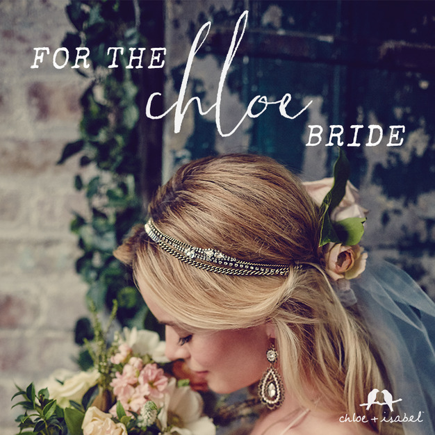 Jewelry in West Des Moines - Wedding Jewelry by Chloe + Isabel
