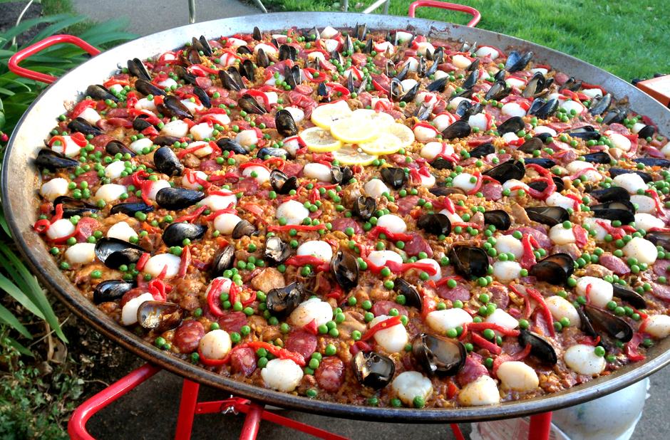 how to say catering in spanish