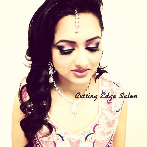 Cutting Edge Salon Best Wedding Make Up Hair Stylists In Fremont