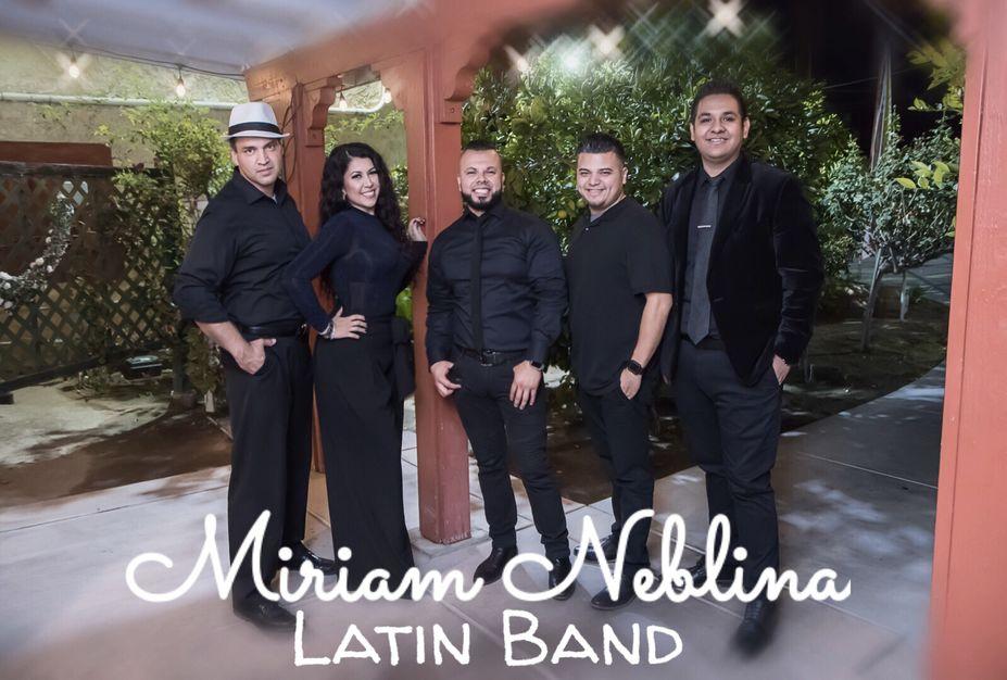 Musicians in Rancho Cucamonga - Miriam Neblina Latin Band