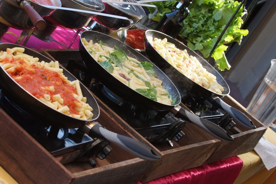 Caterers in Santa Barbara - Pure Joy Catering