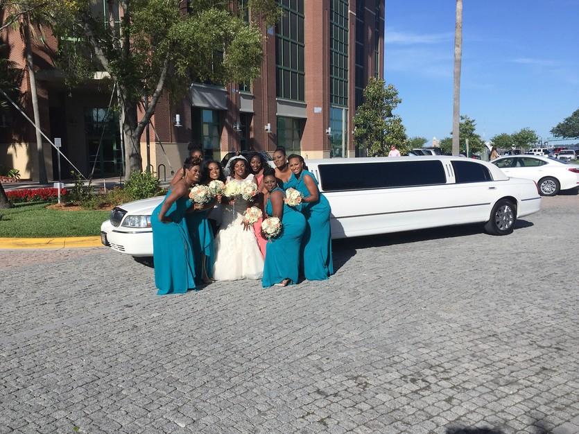 Transportation in Palm Coast - Presley Limousines
