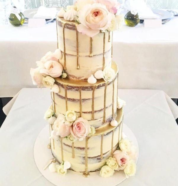 The Brownie Factory Llc. - Best Wedding Cake in Bridgeport