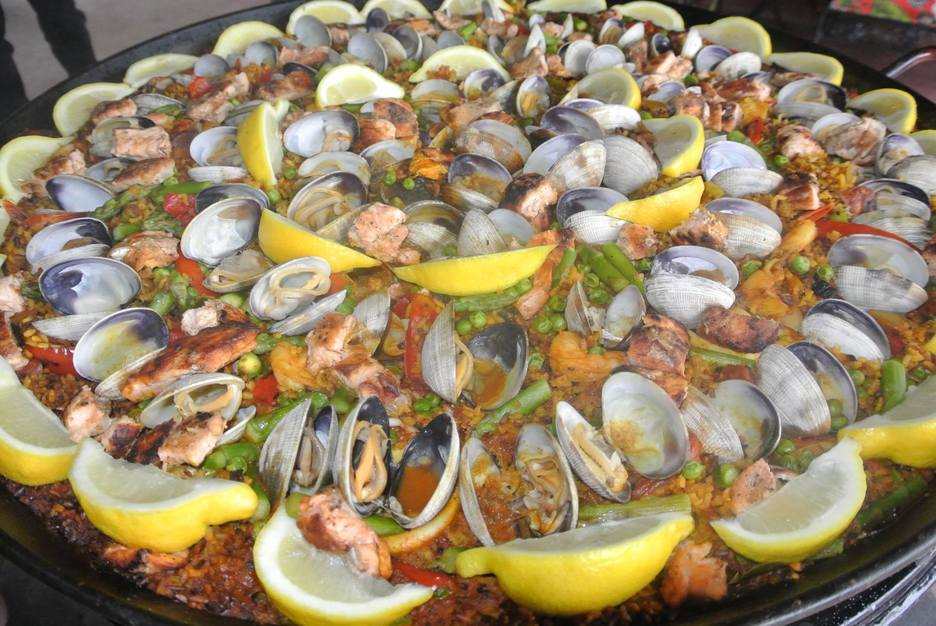 Caterers in San Francisco - Paella Time