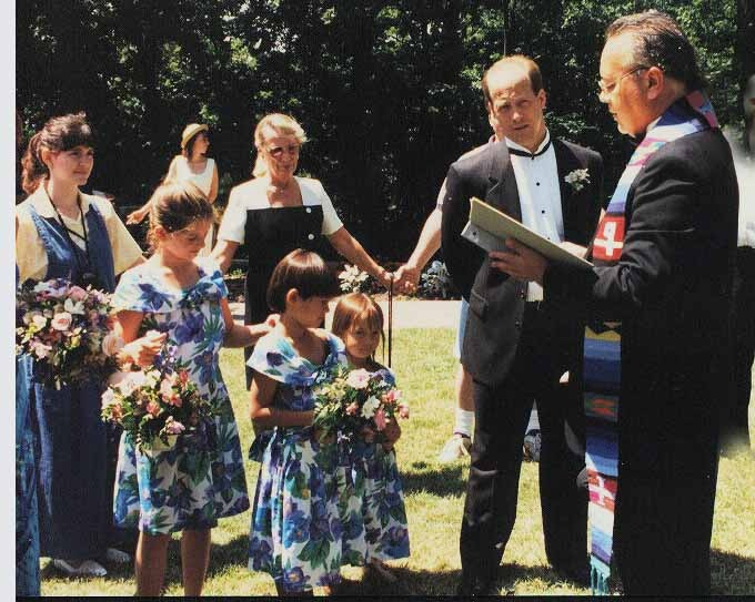 Officiants in Saint Charles - Remembrance Weddings
