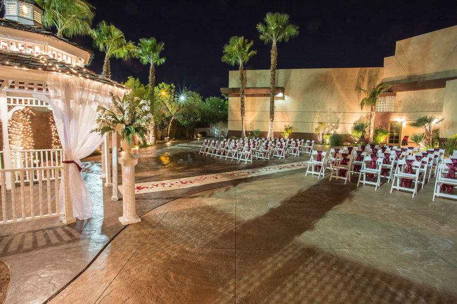 Best Wedding Reception Location In Las Vegas
