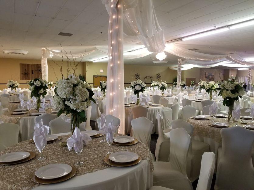 Beckett Event Center Best Wedding Reception Location Venue In
