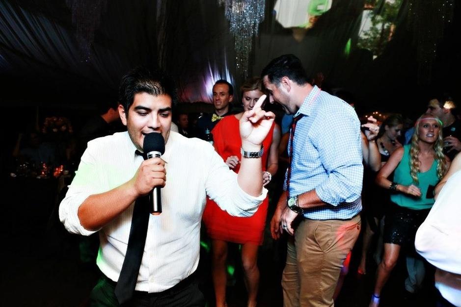 DJ in Orange - Dymond Entertainment