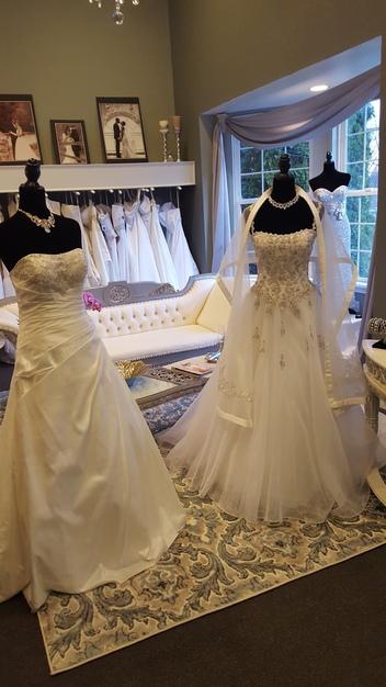 Dress & Apparel in New Castle - Bella's YOUnique Bridal Boutique