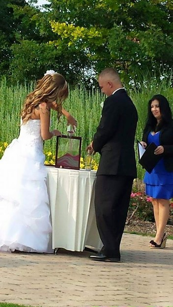 Officiants in Huntley - Christine The Officiant