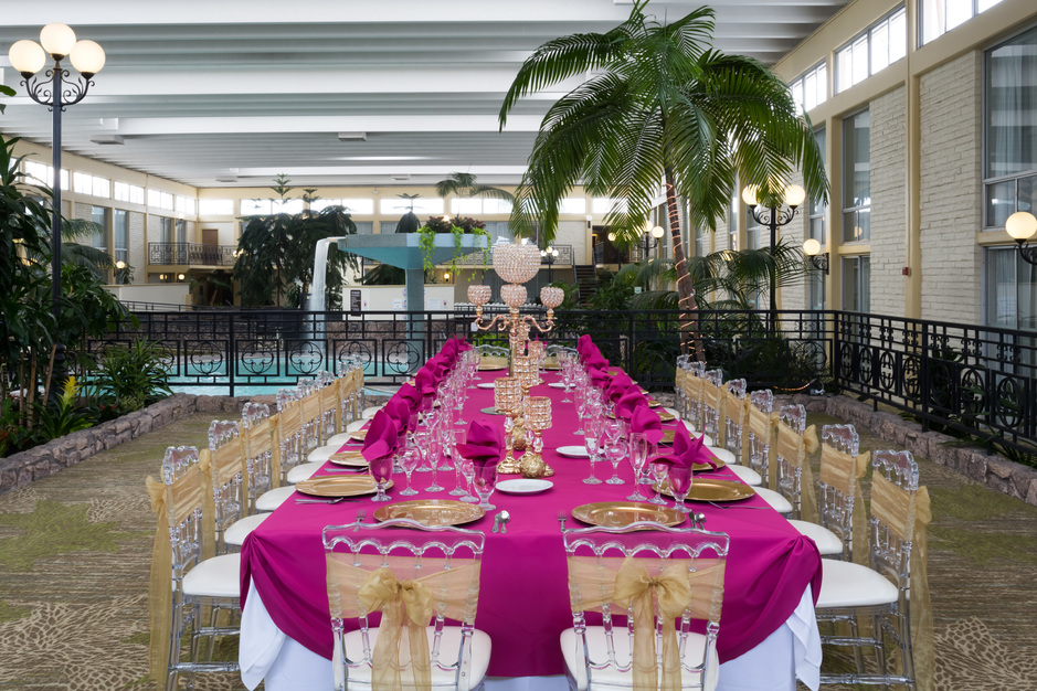 Wyndham Garden Fresno Airport Hotel Best Wedding Reception Location Venue In Fresno
