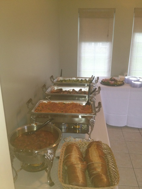Caterers in York - Nonna's Italian Catering