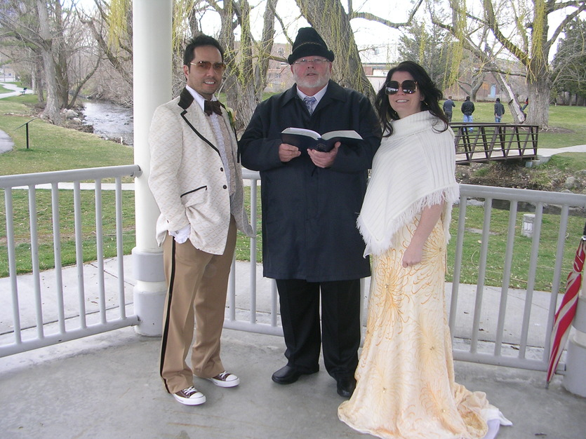 Officiants in Ogden - Preacher Dave