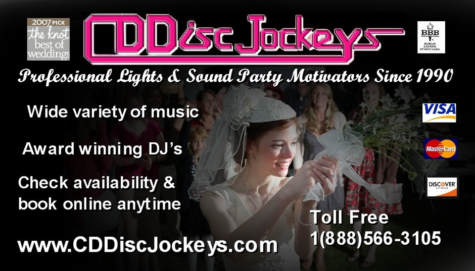DJ in Lebanon - CD Disc Jockeys Inc.