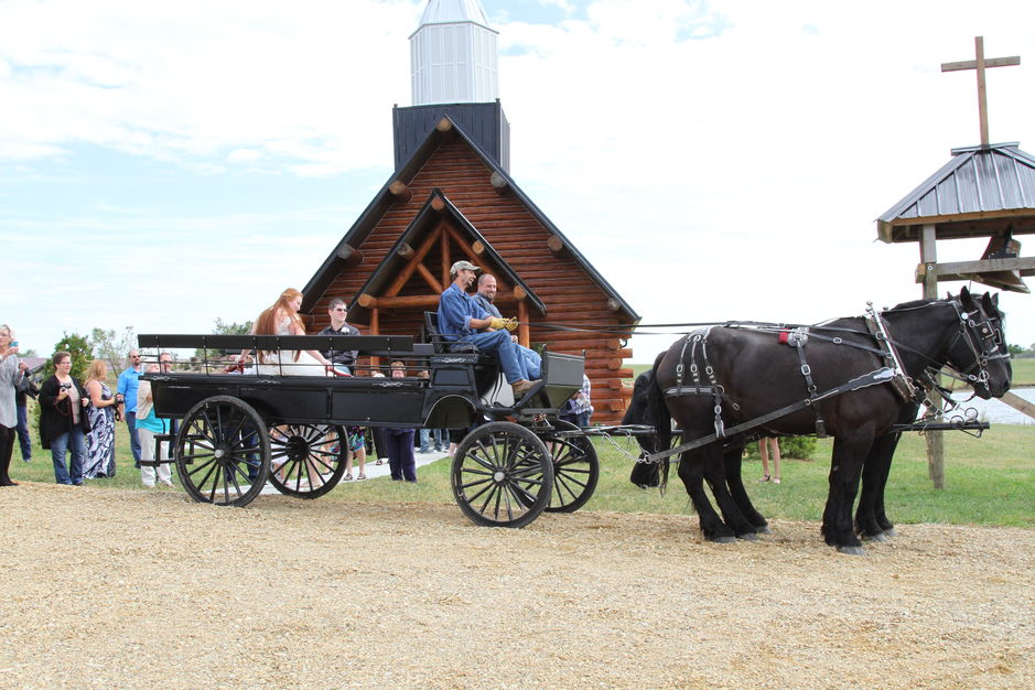 Reception Location in Albany - East Fork Lodge and Ranch