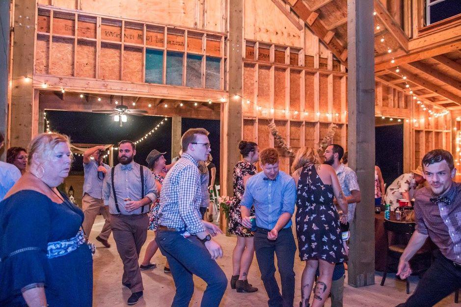 Reception Location in Merritt Island - Barn Stall Winery & Wedding Barn