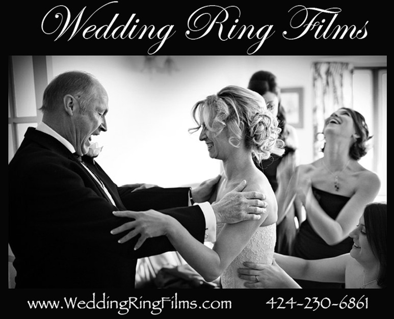 Videographers in Los Angeles - Wedding Ring Films