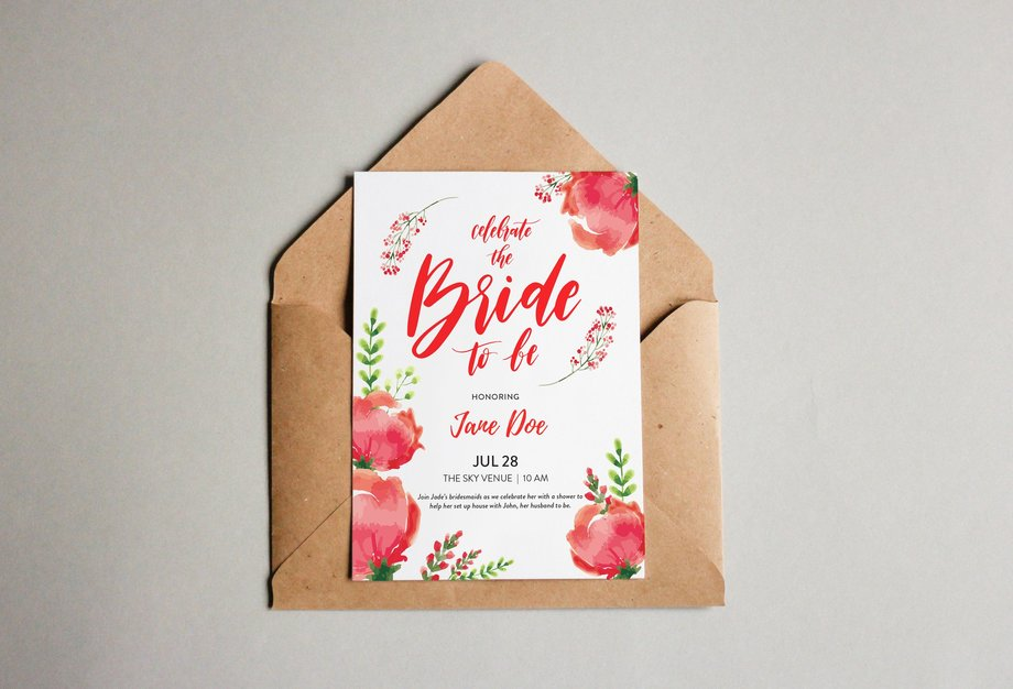 Custom Invites / Favors in Tulsa - Downs+Holcomb Design