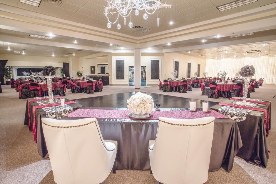 The Ritz Of Las Vegas Best Wedding Reception Location In Las Vegas